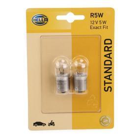 Крушка с нагреваема жичка, мигачи 8GA 002 071-123 Golf 5 (1K1) 1.9 TDI Г.П. 2008