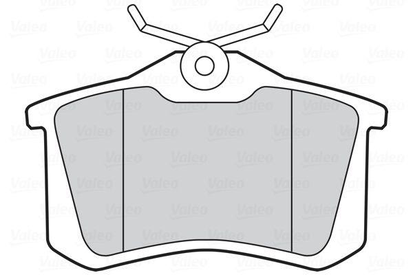 Bremsbelagsatz VALEO 301463 Bewertung