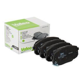 2012 KIA Ceed ED 1.4 Brake Pad Set, disc brake 301842