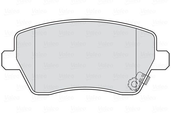 Disk brake pads VALEO 301847 rating
