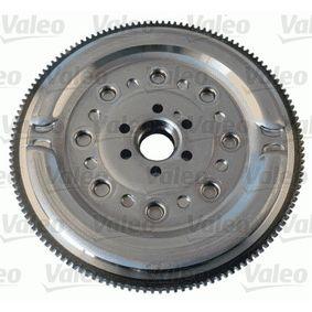 VALEO Schwungrad 836044 für AUDI A4 (8E2, B6) 1.9 TDI ab Baujahr 11.2000, 130 PS