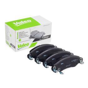 Bremsbelagsatz, Scheibenbremse Breite: 131,1mm, Höhe: 44mm, Dicke/Stärke: 15mm mit OEM-Nummer 4 704 578