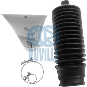 Bellow Set, steering Length: 228mm with OEM Number 92AB-3K-661AA
