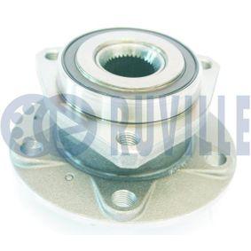 Achslager VW PASSAT Variant (3B6) 1.9 TDI 130 PS ab 11.2000 RUVILLE Lagerung, Achskörper (985709) für