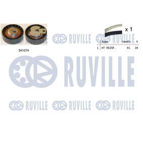 Timing Belt Set with OEM Number 636 685