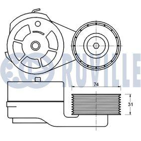 Lagerung, Motor mit OEM-Nummer 9613 305 380