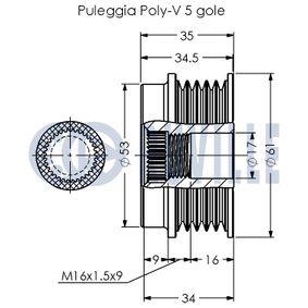 RUVILLE  325454 Lagerung, Motor