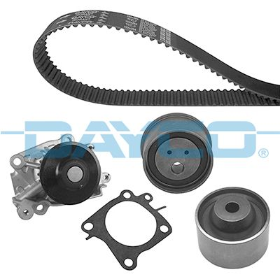 DAYCO  KTBWP5200 Water pump and timing belt kit