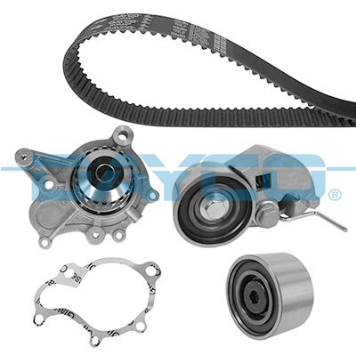 DAYCO  KTBWP9661 Water pump and timing belt kit