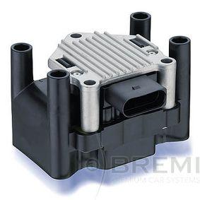 Ignition Coil 11731 OCTAVIA (1Z3) 1.6 LPG MY 2010