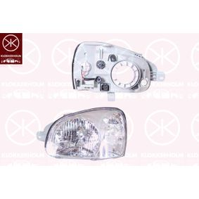 Headlight with OEM Number 92101-26025