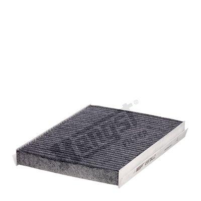 HENGST FILTER  E978LC Filter, Innenraumluft Länge: 256mm, Breite: 200mm, Höhe: 30mm