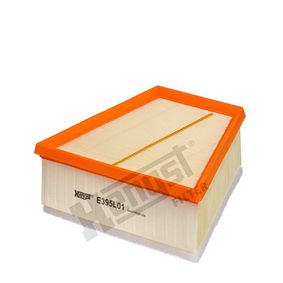 Air Filter Length: 213mm, Width: 125mm, Height: 80mm, Length: 213mm with OEM Number 6Q0129620B