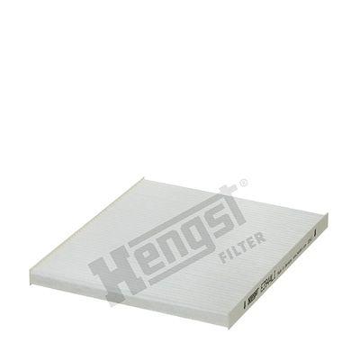 HENGST FILTER  E3944LI Filter, Innenraumluft Länge: 239mm, Breite: 211mm, Höhe: 17mm
