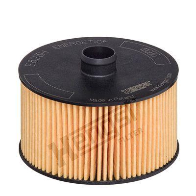 HENGST FILTER  E823H D263 Oil Filter Ø: 92mm, Inner Diameter: 21mm, Height: 63mm