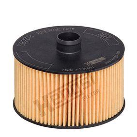 HENGST FILTER  E823H D263 Ölfilter Ø: 91,5mm, Innendurchmesser: 20,5mm, Höhe: 63,0mm