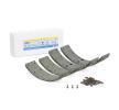 OEM Bremsbelagsatz, Trommelbremse 1302005460 von JURID für SEAT