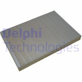 Filter, Innenraumluft Länge: 300mm, Breite: 200mm, Höhe: 30mm mit OEM-Nummer 4B0819439 C