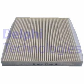 Filter, interior air TSP0325173C RAV 4 II (CLA2_, XA2_, ZCA2_, ACA2_) 2.0 MY 2003