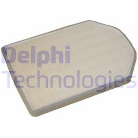Filter, Innenraumluft Länge: 280mm, Breite: 205mm, Höhe: 20mm mit OEM-Nummer 4D0898438 A