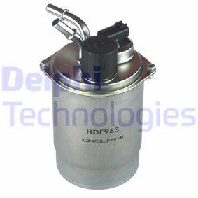 DELPHI  HDF963 Fuel filter