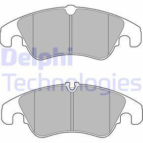 Bremsbelagsatz, Scheibenbremse Höhe: 72,9mm, Dicke/Stärke 2: 18,3mm mit OEM-Nummer 1 567 730