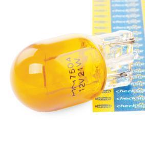 Крушка с нагреваема жичка, мигачи WY21W, W3x16d, 12волт, 21ват 002052300000