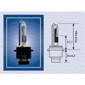 Крушка с нагреваема жичка, фар за дълги светлини D2R (газоразрядна лампа), 35ват, 85волт 002542100000 VW Bora Седан (1J2)
