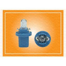 Крушка с нагреваема жичка, фар за дълги светлини S1, 25/25ват, 12волт 002588100000