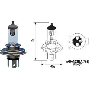 Крушка с нагреваема жичка, фар за дълги светлини HS1, 35/35ват, 12волт 002588700000