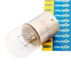 Крушка с нагреваема жичка, светлини на рег. номер R10W, BA15s, 24волт, 10ват 004009100000