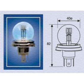 Bulb, spotlight R2 (Bilux), 55/50W, 24V 008952100000