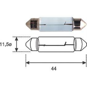 Крушка с нагреваема жичка, светлини на рег. номер 009461200000 25 Хечбек (RF) 2.0 iDT Г.П. 2004