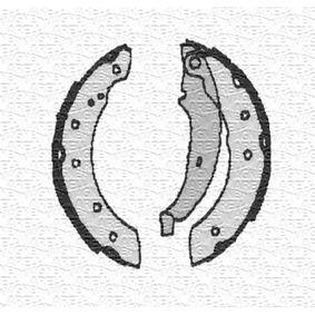 Bremsbackensatz mit OEM-Nummer 4241.9 F