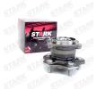 STARK Kit cuscinetto ruota SKWB-0180629 per NISSAN QASHQAI / QASHQAI +2 (J10, JJ10) 1.5 dCi