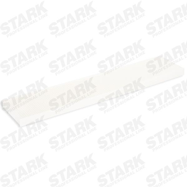 STARK  SKIF-0170257 Filter, Innenraumluft Länge: 536mm, Breite: 110mm, Höhe: 25mm