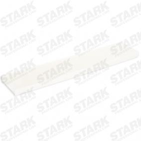 Filter, Innenraumluft Länge: 536mm, Breite: 110mm, Höhe: 25mm mit OEM-Nummer 1491 752