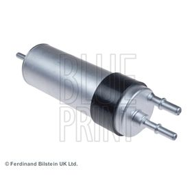 Fuel filter Height: 250mm with OEM Number 16-12-7-451-424