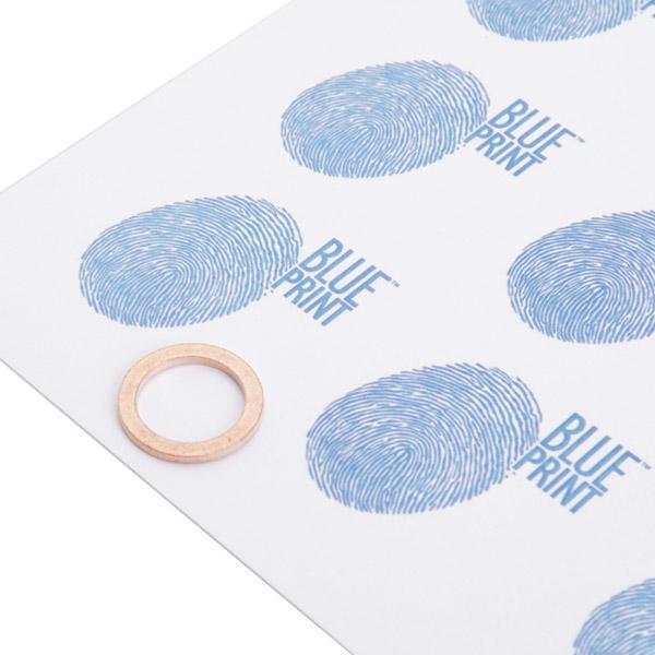 BLUE PRINT  ADJ130102 Ölablaßschraube Dichtung Ø: 16,7mm, Dicke/Stärke: 1,3mm, Innendurchmesser: 12,5mm