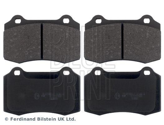 BLUE PRINT  ADJ134232 Bremsbelagsatz, Scheibenbremse Breite: 69,3mm, Dicke/Stärke 1: 14,8mm