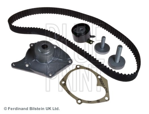Timing belt kit and water pump ADN173701 BLUE PRINT ADN173701 original quality