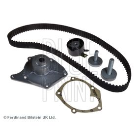 Water pump and timing belt kit Width: 27,0mm with OEM Number 1680 600 QBE