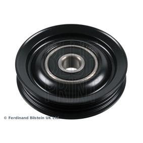2010 Nissan Note E11 1.4 Deflection / Guide Pulley, v-ribbed belt ADN196515