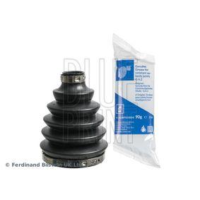 Faltenbalgsatz, Antriebswelle Innendurchmesser 2: 22mm, Innendurchmesser 2: 82mm mit OEM-Nummer 93190188