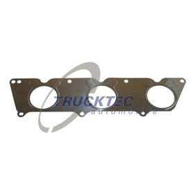 Gasket, exhaust manifold with OEM Number 272 142 06 80