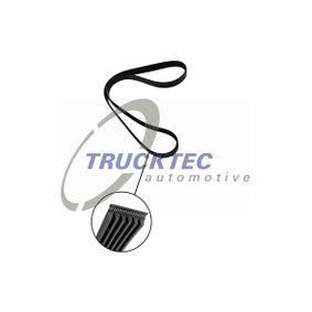 JAGUAR XF Limousine (X260) 3.0D Keilrippenriemen TRUCKTEC AUTOMOTIVE 02.19.258 (3.0 D Diesel 2021 306DT)