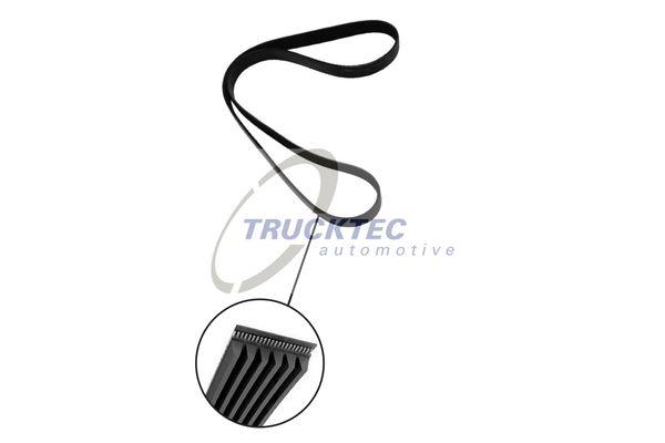 TRUCKTEC AUTOMOTIVE  02.19.313 Keilrippenriemen Länge: 2420mm, Rippenanzahl: 7