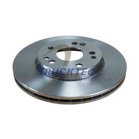 Bremsscheibe Bremsscheibendicke: 22mm, Lochanzahl: 5, Ø: 284mm mit OEM-Nummer 124.421.16.12