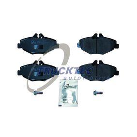 Fékbetét készlet, tárcsafék 02.35.114 E-osztály Sedan (W211) E 220 CDI 2.2 (211.006) Év 2008