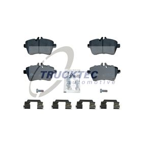 Bremsbelagsatz, Scheibenbremse mit OEM-Nummer 1694201020